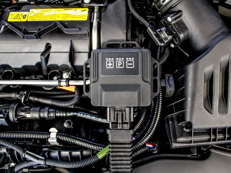 Performance Pack FSR14: more MINI power